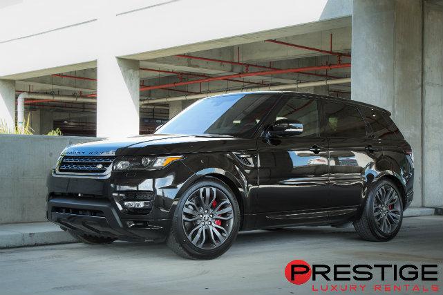 Range Rover Sport HST 2016 Rentals |